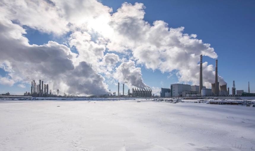 VOCs工业废气的处理