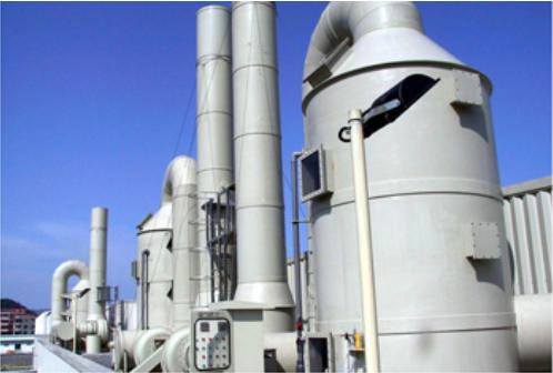 工业废气处理催化燃烧处理塔