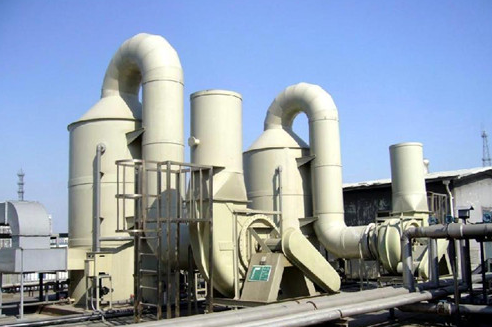 有机工业废气处理设备