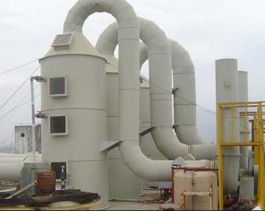 有机工业废气处理