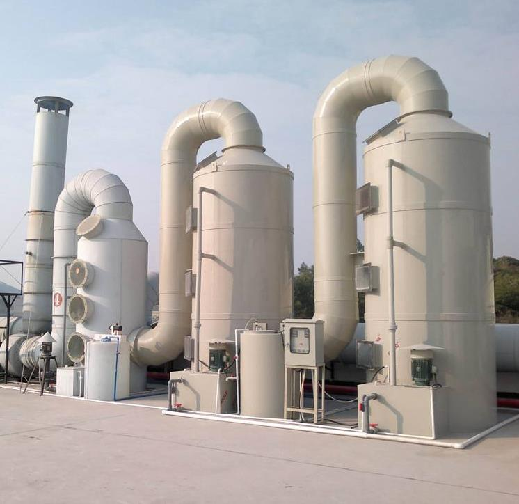 废气处理设备主要分为哪几种?