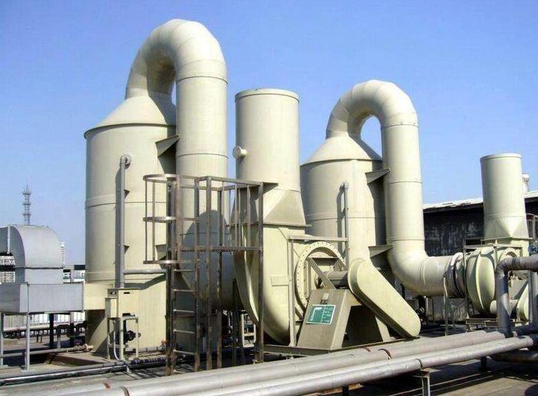 废气处理工程设计