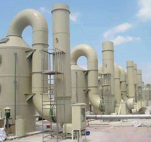 如何使用涂装废气处理设备净化废气?