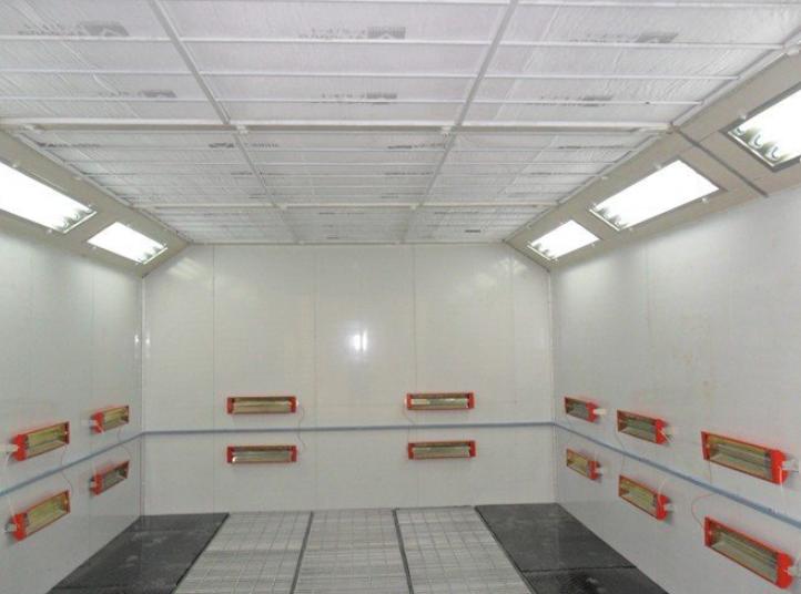 烤漆房有机废气处理的定义和特点以及它的处理方式
