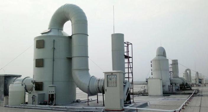 如何有效的治理炼钢厂产生的工业废气?