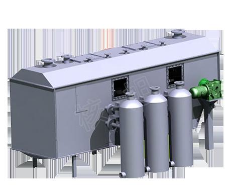 XU型带式真空过滤机