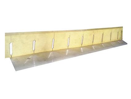 带式真空过滤机配件-滤布刮刀