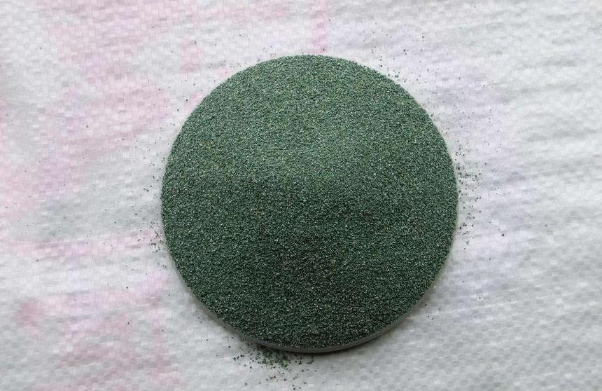 彩砂一吨需要准备多少钱?