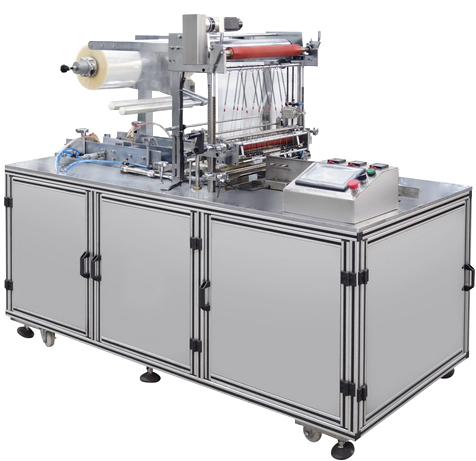 三维透明膜包装机