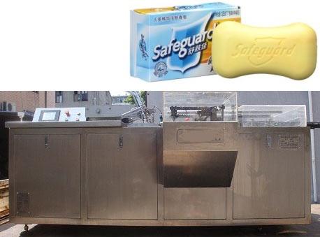 香皂包装机