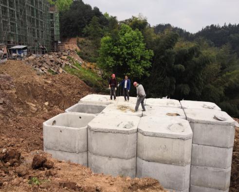 在农村使用成品生化池污水治理设备带来的四大效益
