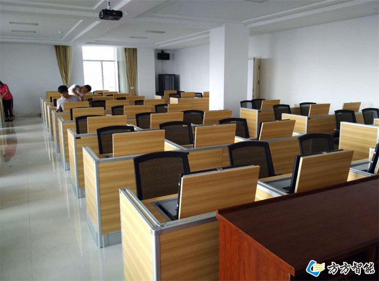 升降考试桌