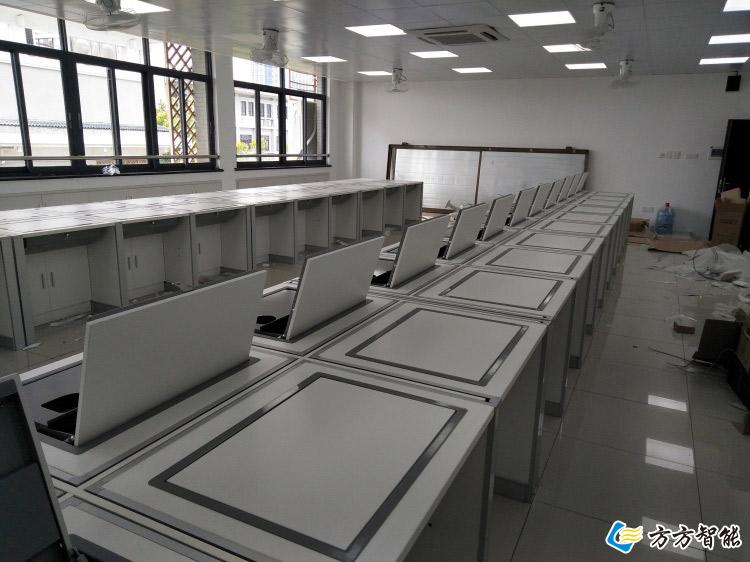 学生考试屏风桌