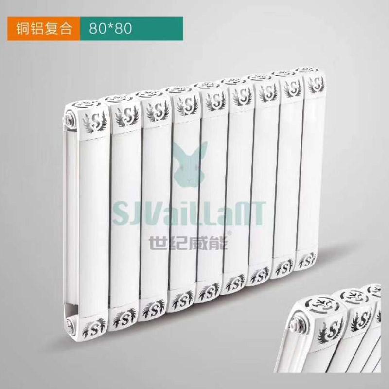 铜铝复合散热器10大品牌