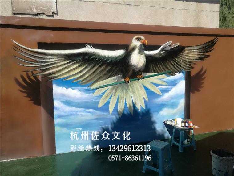杭州墙绘公司