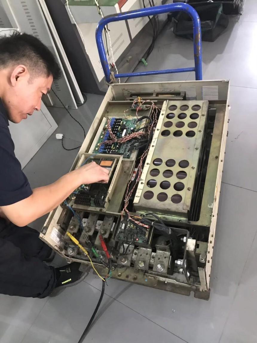 变频器故障检测