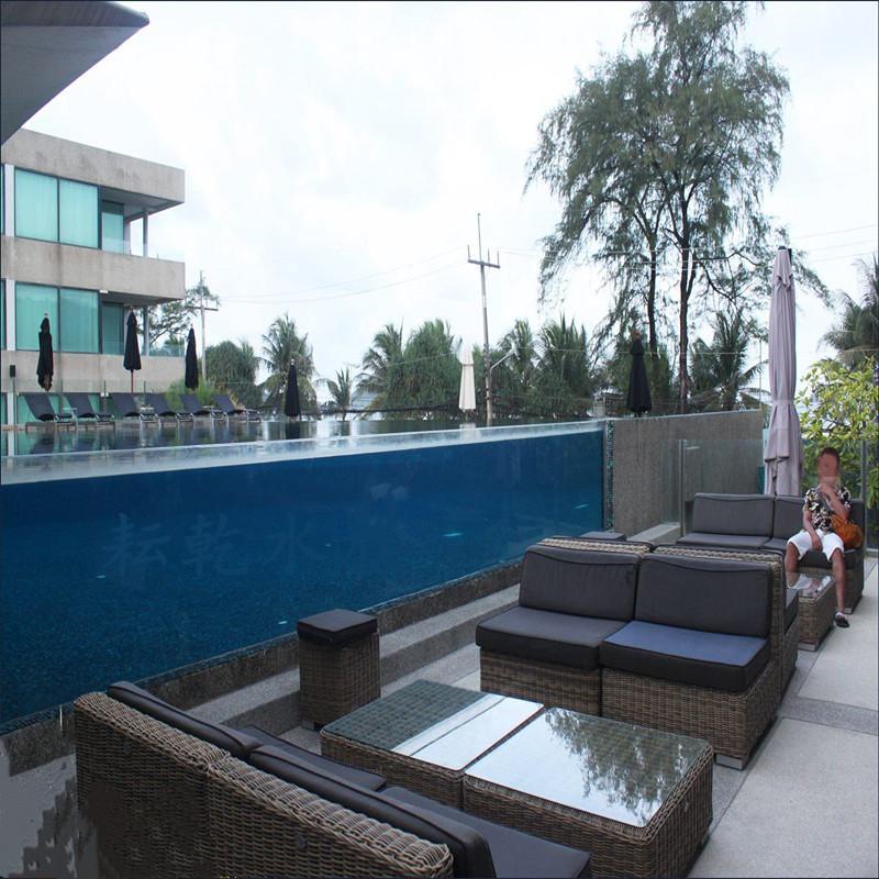 无边际泳池定制就找上海耘乾水族工程有限公司咨询13162356777