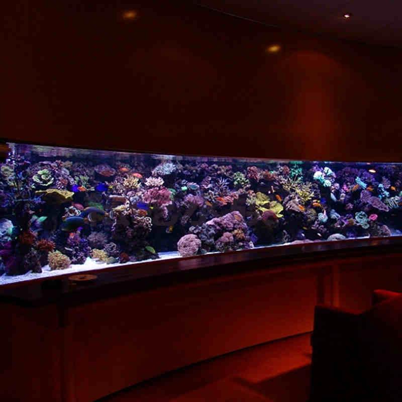 大型亚克力鱼缸定制就找上海耘乾水族工程有限公司咨询:13162356777