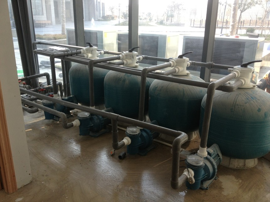 大型海洋馆微生系统定做就找上海耘乾水族工程有限公司