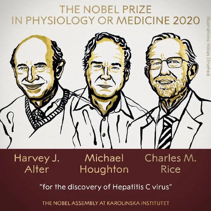 诺贝尔生理学或医学奖