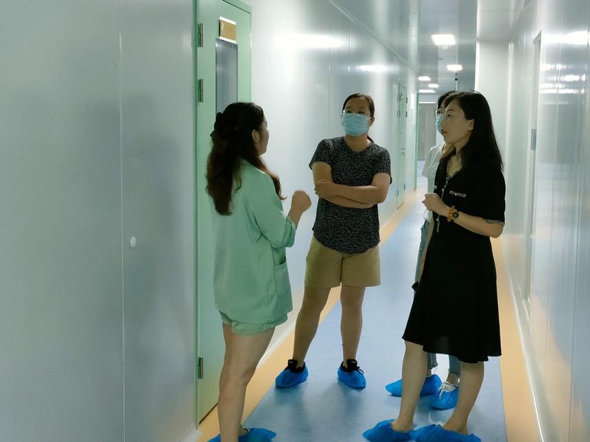 华诺奥美来MDL实验室参观