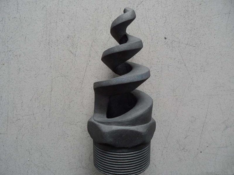 碳化硅螺旋喷嘴的设计特点及应用范围