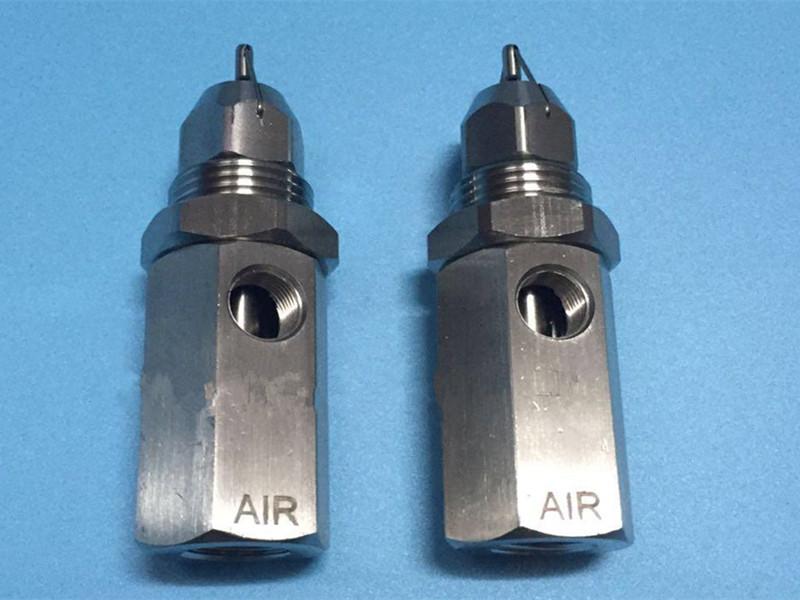 超声波雾化喷嘴的工作原理及设计特点