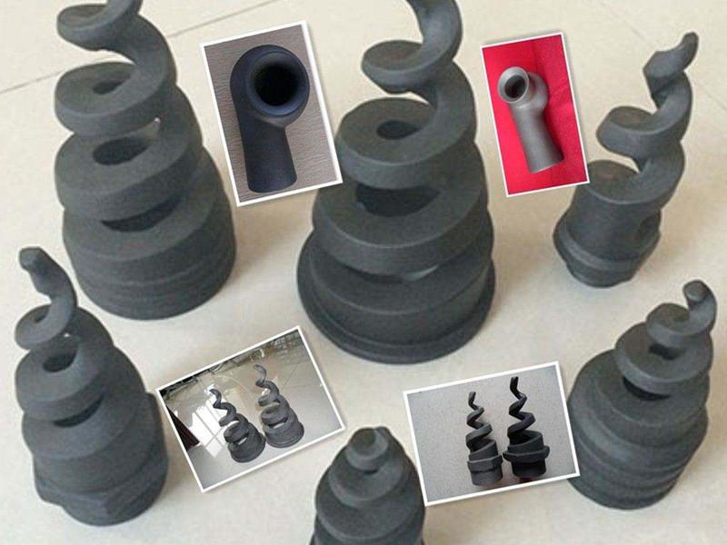 如何防止碳化矽噴嘴堵塞問題