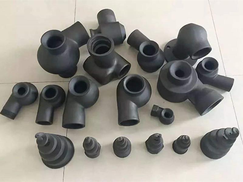 碳化矽脫硫噴嘴的應用領域及發展前景簡介
