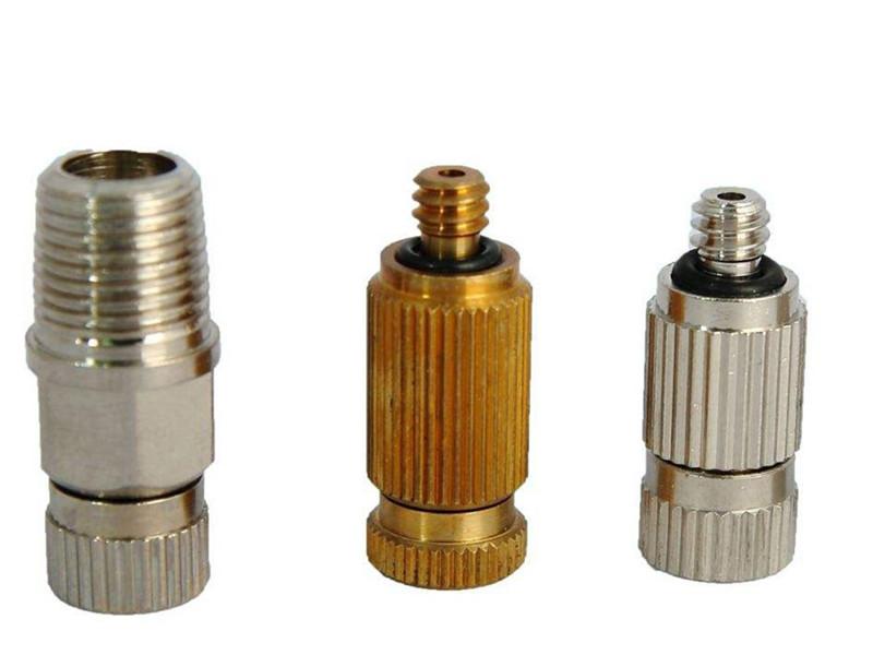 高压微细雾化喷嘴的雾化性能特点介绍