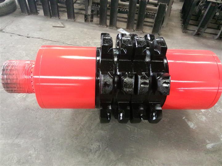 济南刮板机链轮组件总成厂家