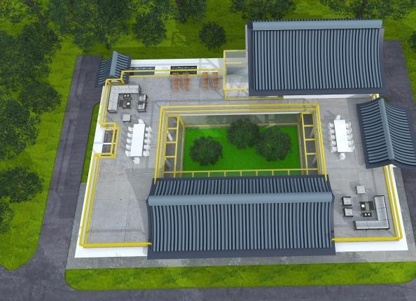 四合院设计