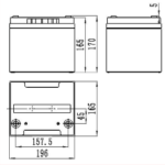 圣阳蓄电池SP12-38