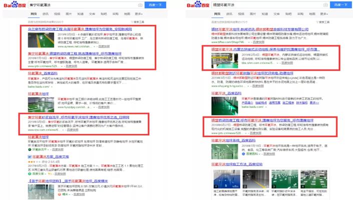 【案例专题】工程行业试水网络推广,投放效果远超传统渠道