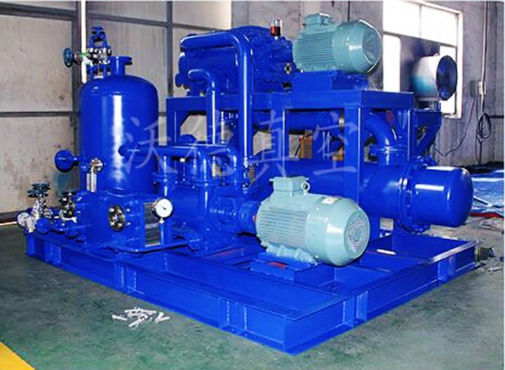为什么罗茨蒸汽压缩机有使用几年和几十年