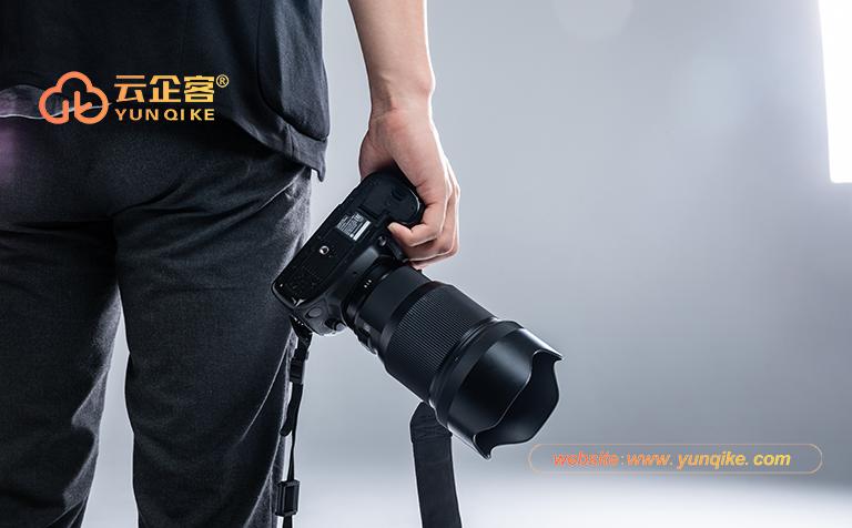 摄影行业全网营销推广
