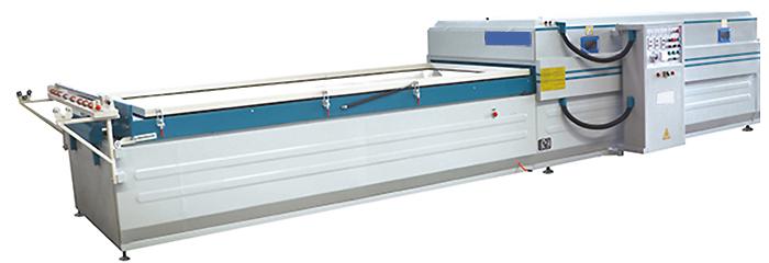 TM2480-B1全自动真空异形覆膜机(单工位)