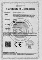 LS Series CE certifi