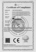 VS series CE certifi