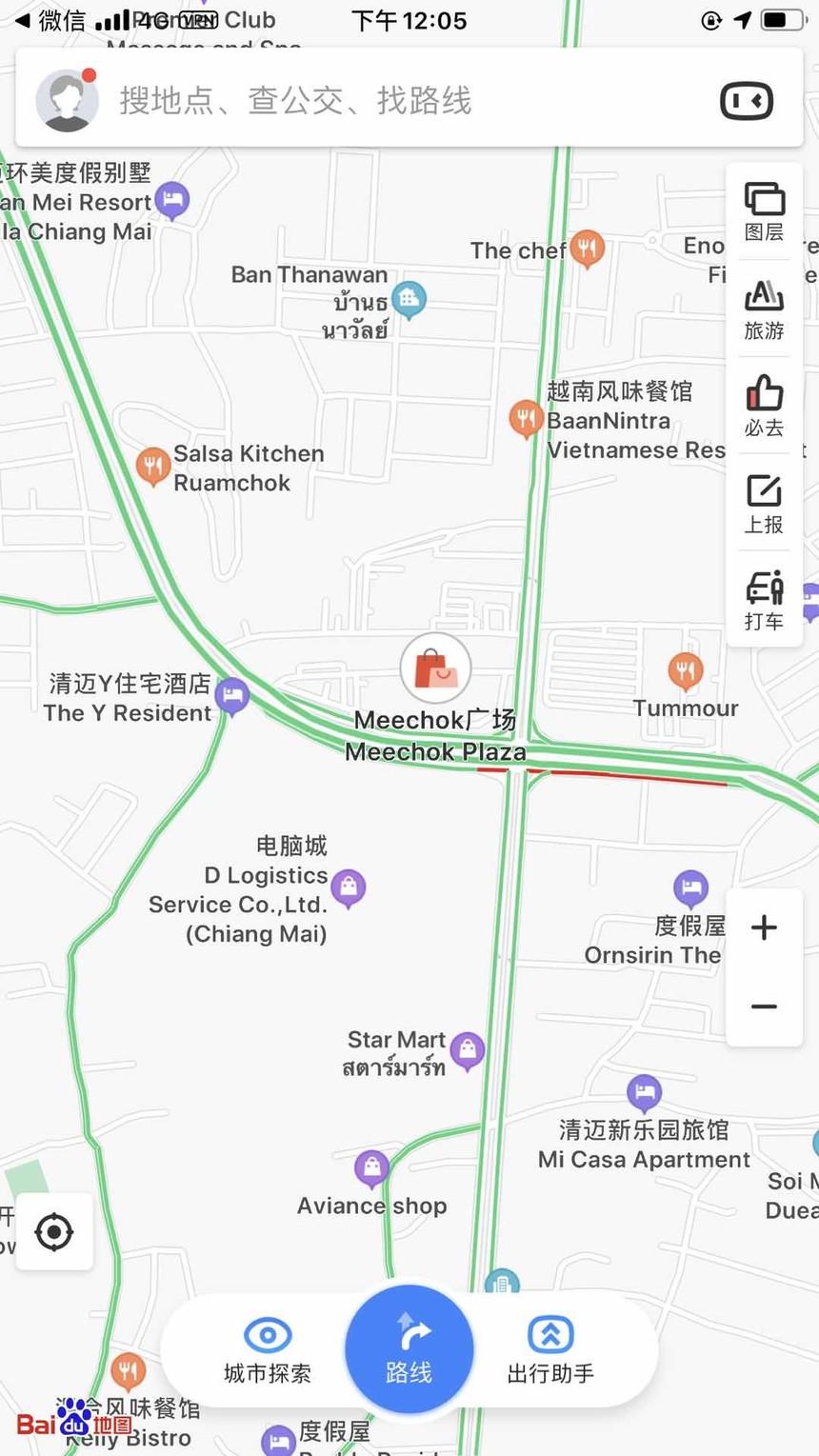 清迈金色小镇2 地图.jpg