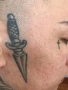 湖南帅哥洗纹身洗眉修复过程视频!