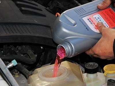 汽車冷卻液什么牌子好
