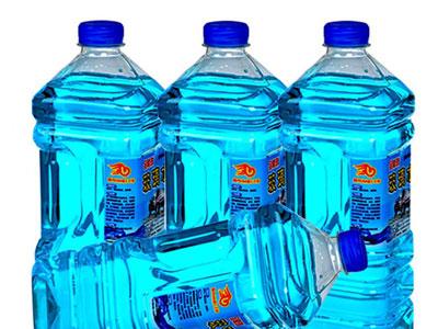 山东玻璃水