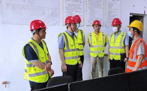 劉軍韜調研北京新能源惠州項目 力促粵港澳大灣區項目開發