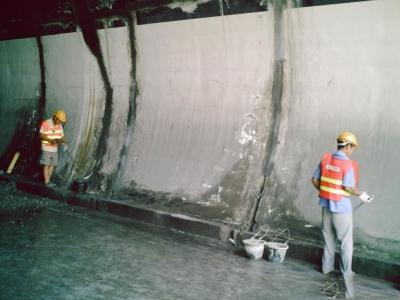 西安防水補漏