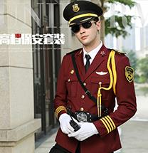 兰州高档保安服套装