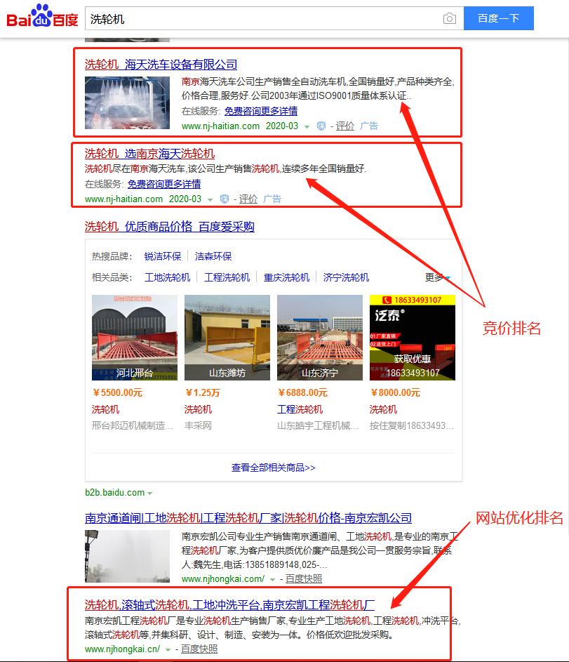 网站优化排名