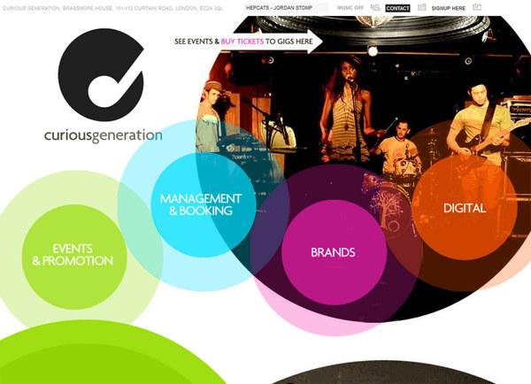 网页设计中不能忽视5个元素