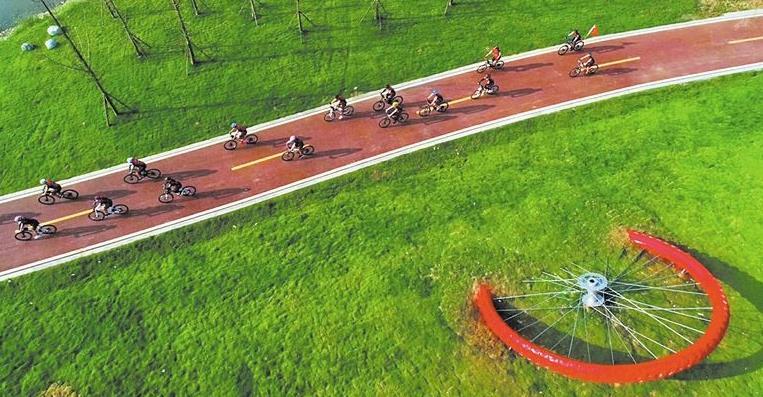 建设彩色沥青道路的步骤