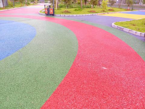 彩色沥青透水路面喷涂剂